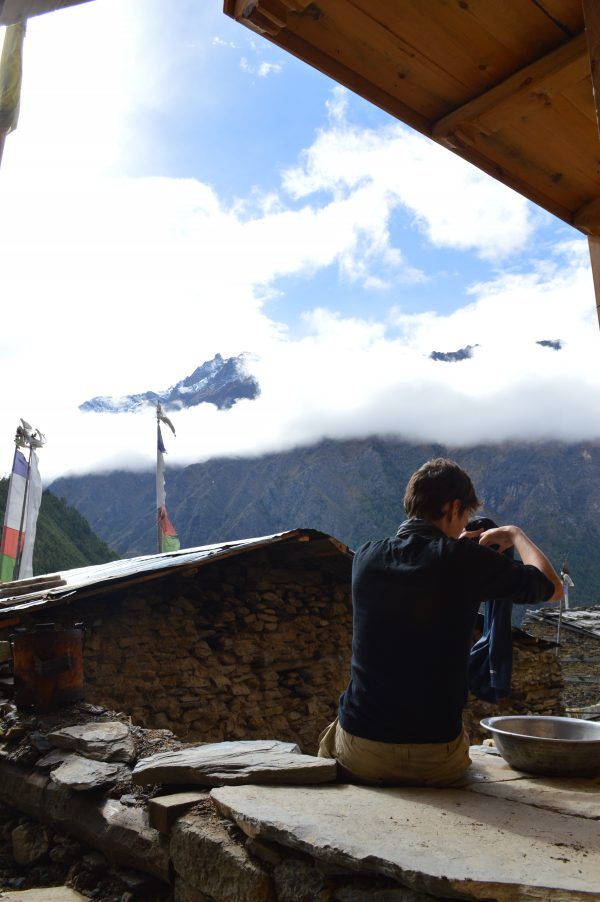 Toiletspullen op paklijst voor het Annapurna Circuit