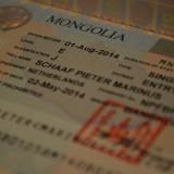 Visum voor Mongolië
