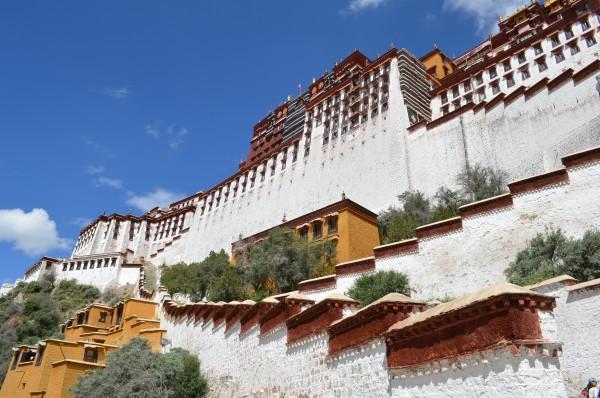 Het Potala Palace, dé plek van het geloof in Tibet