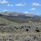 Naiman Nuur (8 lakes) in Mongolië
