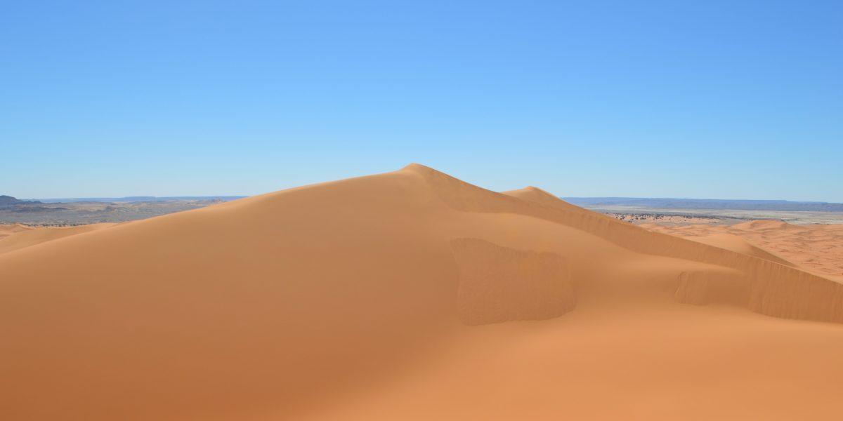 Naar de Sahara vanuit Fes