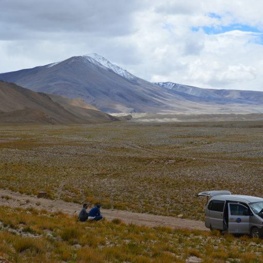 Roadtrip in Tibet