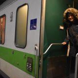 Trein naar Rovaniemi