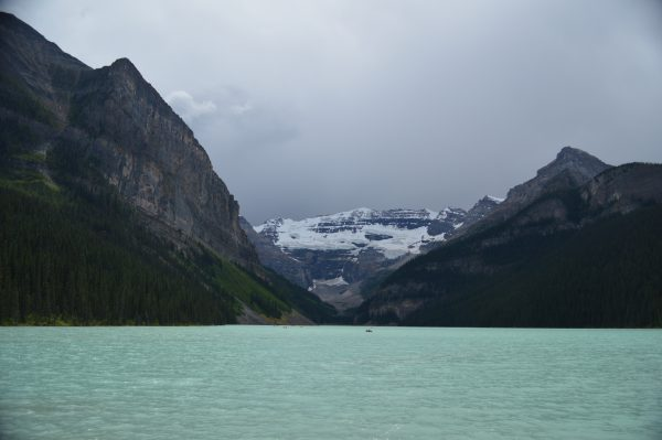 Lake Louise - Eén van de mooiste meren in West-Canada