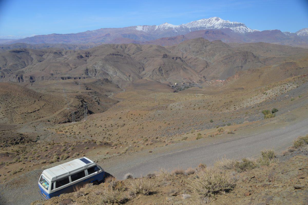 Naar Marokko met de auto