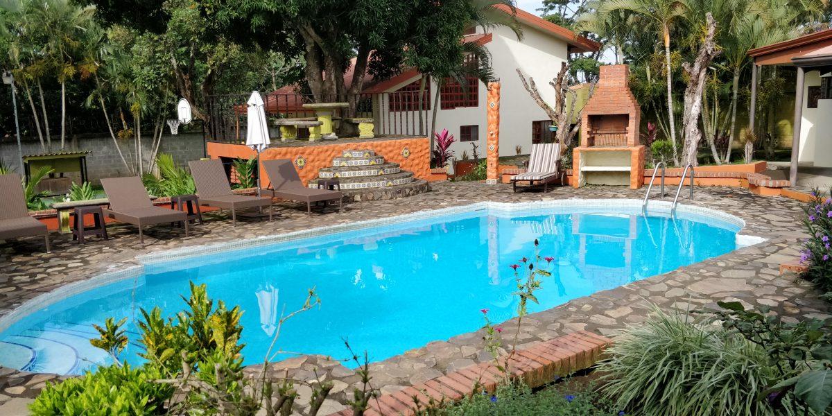 Nederlands hotel in Costa Rica