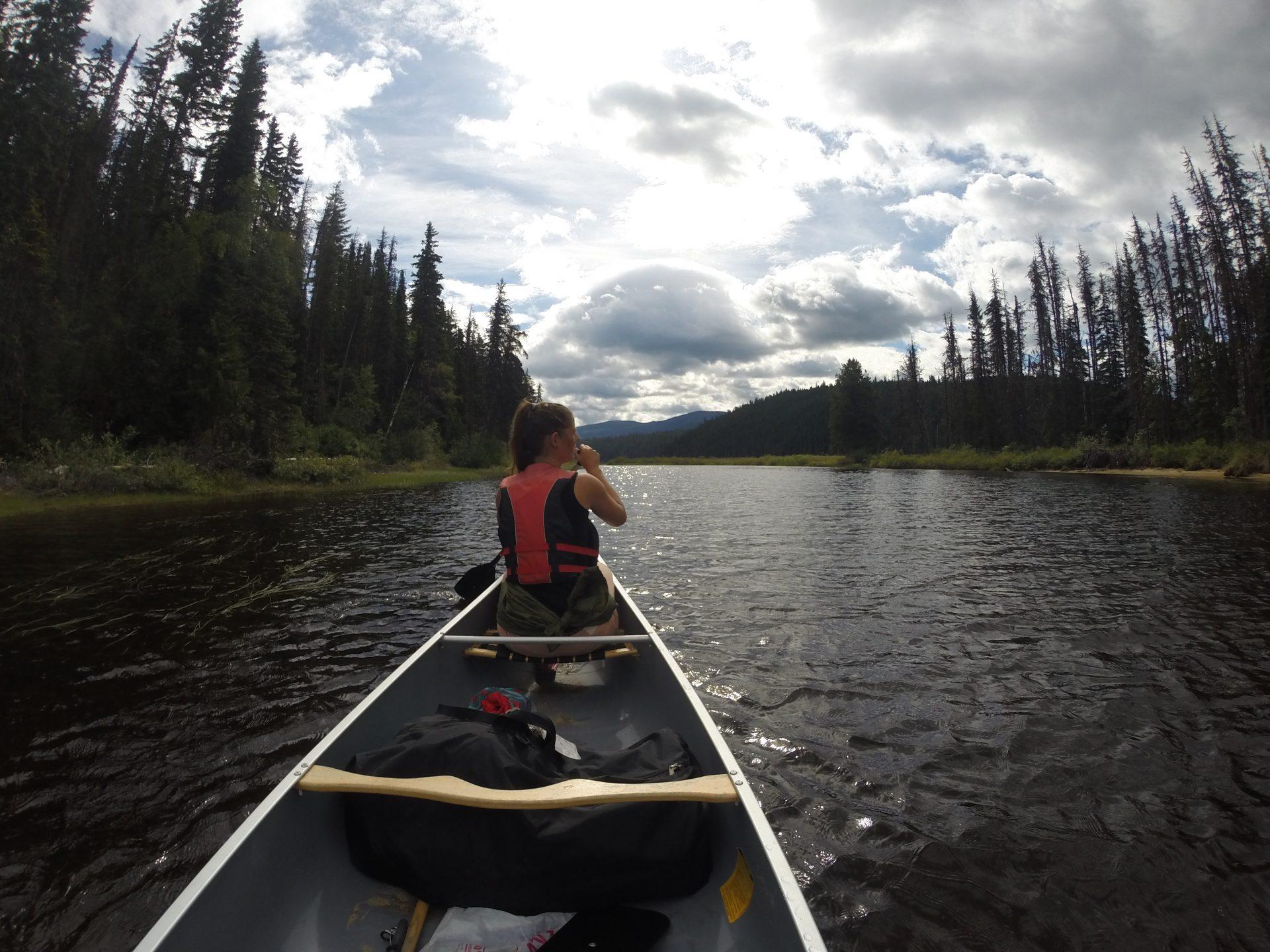 Kano huren voor Murtle Lake